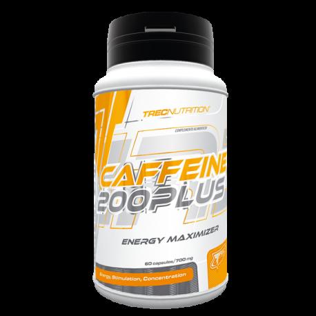 Trec - Caffeine 200 Max - 60caps