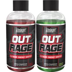 Nutrex OutRage Shot 118ml