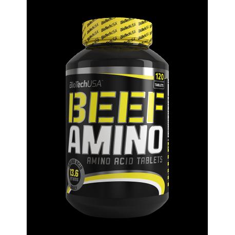 BioTech Usa Beef Amino 120tabs