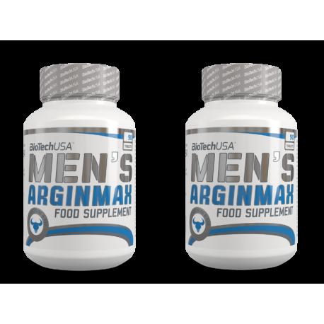 BioTech Usa - Men's ArginMax - 90tabs + 90tabs