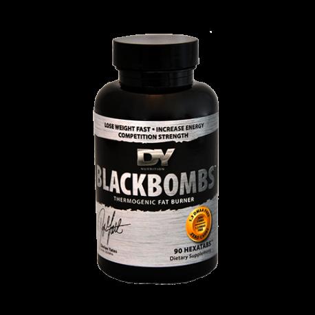 Dorian Yates - Black Bombs - 60tabs