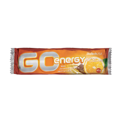 BioTech Usa - Go Energy Bar 40g - Orange