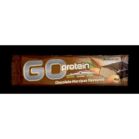 BioTech Usa - Go Protein Bar 40g - Chocolate