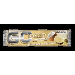 BioTech Usa - Go Protein Bar 80g - Vanilla