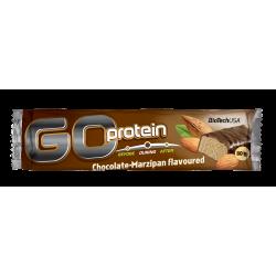 BioTech Usa - Go Protein Bar 80g - Marcepan
