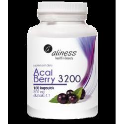 Aliness - Acai Berry 3200 - 100kaps