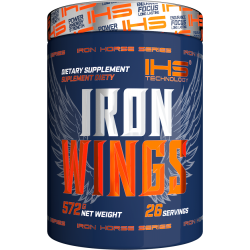 Iron Horse Series - Iron Wings - 572g