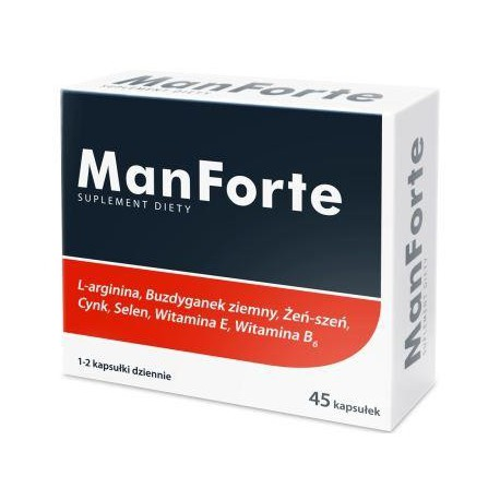 Aliness - ManForte - 45kaps