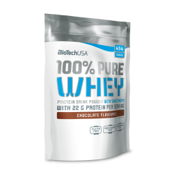 BioTech Usa - 100% Pure Whey - 454g