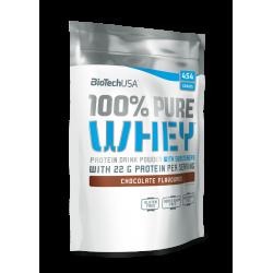 BioTech Usa - 100% Pure Whey - 454g