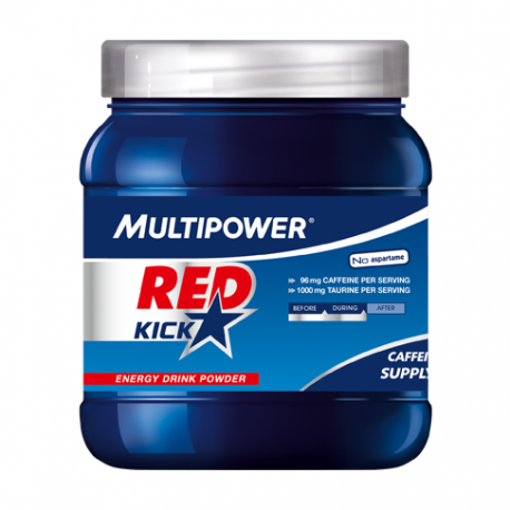 Multipower - Red Kick - 500g