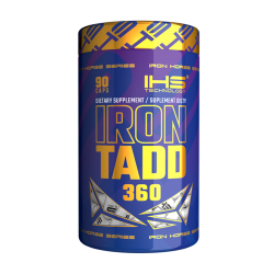 Iron Horse Series - Iron TADD - 90caps
