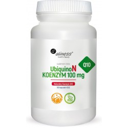 Aliness - UbiquinoN Q10 100mg - 100kaps