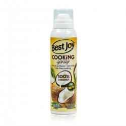 Best Joy - Cookin Spray Coconut Oil - 201g