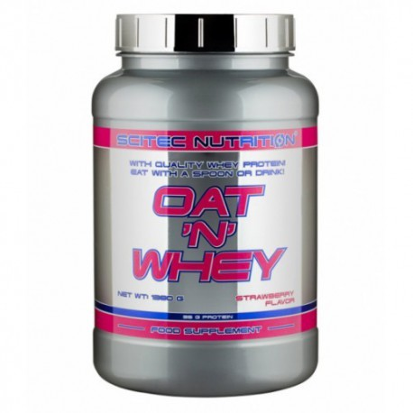 Scitec Nutrition - Oat'n Whey - 1380g