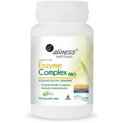 Aliness - Enzyme Complex Pro - 90caps
