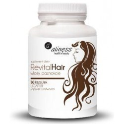 Aliness - RevitalHair - 60caps