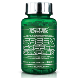 Scitec Nutrition - Green Coffee Complex - 90caps