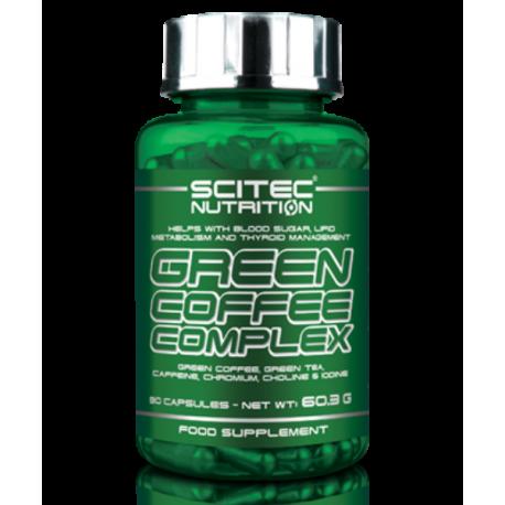 Scitec   Green Coffee Complex   90caps