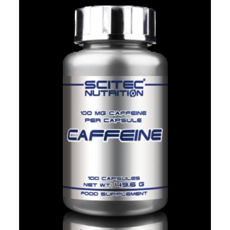 Scitec Nutrition | Caffeine | 100caps