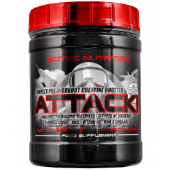 Scitec Nutrition - Attack 2.0 - 320g