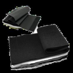 Pas Neoprenowy - 105cm x 25cm - Black