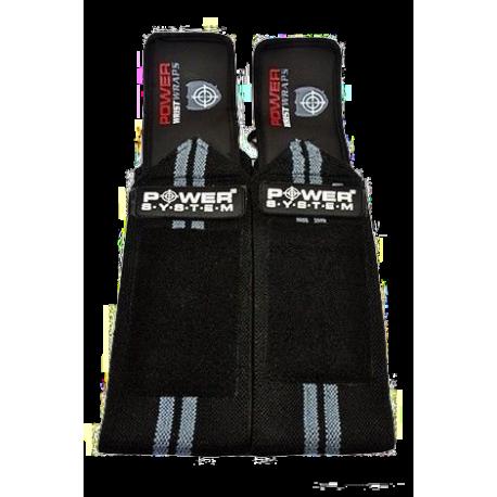 Power System - Wrist Wraps - One Size