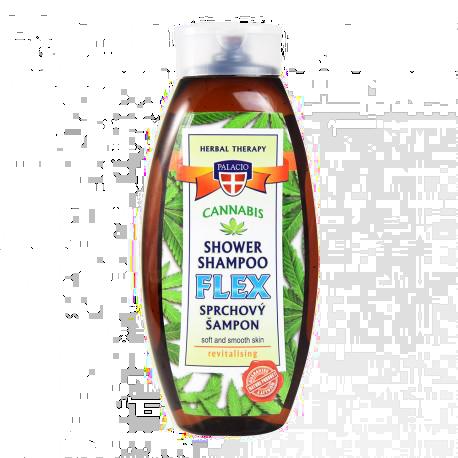 Cannabis - Szampon FLEX Chłodzący - 500ml