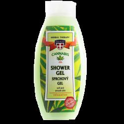Cannabis - Żel pod prysznic - 500ml