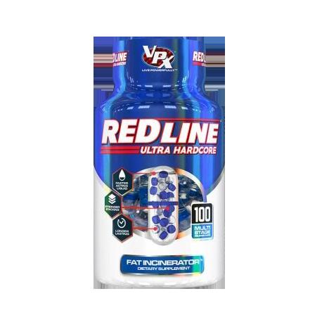 VPX - Redline Ultra Hardcore - 100caps