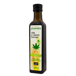 Med Hemp - Olej Konopny - 250ml