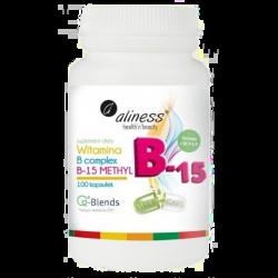 Aliness - Witamina B15 Methyl - 100caps