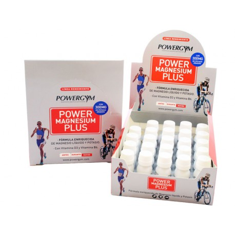PowerGym - Magnesium Plus - 1 ampułka