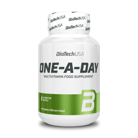 BioTech USA | One a Day | 100tabs