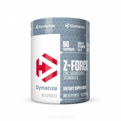 Dymatize - Z-Force - 90caps