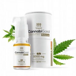 CannabiGold - Balance 5% + 5% 1000mg - 12ml