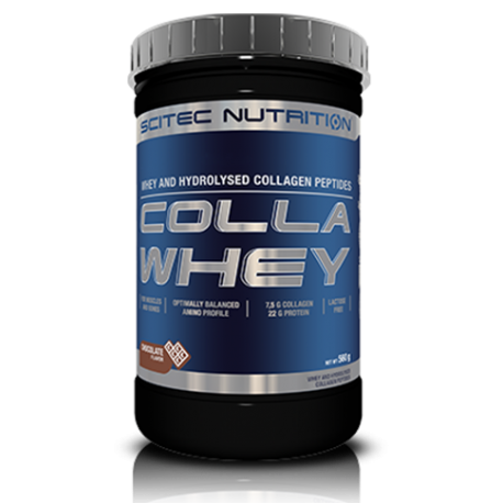 Scitec - Colla Whey - 560g