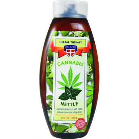 Cannabis - Szampon + Pokrzywa - 500ml