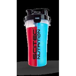 Scitec - Plastic Dual Shaker - 700ml