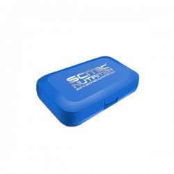Scitec - Pillbox Logo Scitec - Blue
