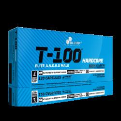 Olimp - T-100 Hardcore - 120caps