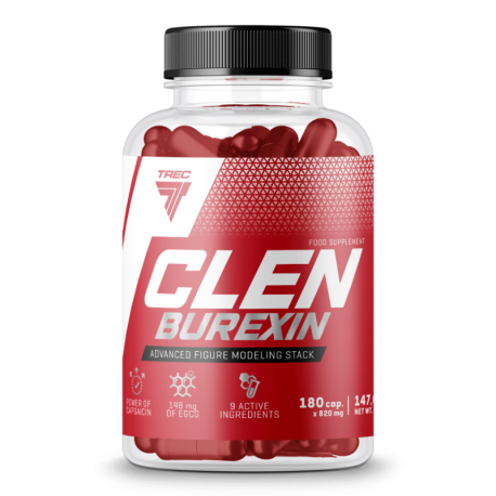 Trec - ClenBurexin - 180caps
