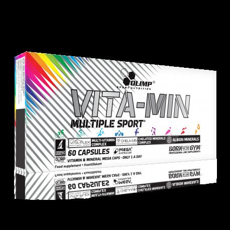 Olimp - Vita-Min Multiple Sport - 60caps