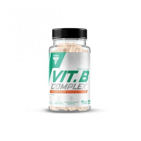 Trec - Vitamin B Complex - 60caps