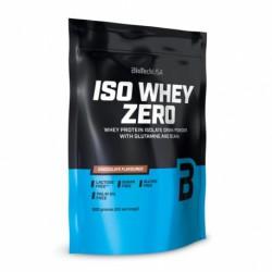 BioTech USA | Iso Whey Zero | Whey Protein Isolate | 500g