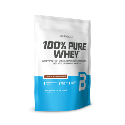 BioTech Usa | 100% Pure Whey | 454g
