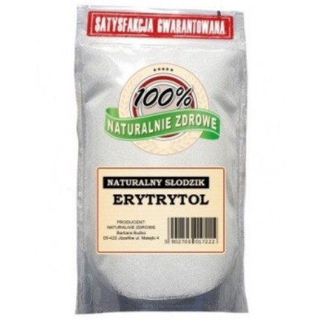 Naturalnie Zdrowe Erytrol Naturalny Słodzik - 500g