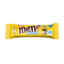 M&M's | Protein Bar 51g | Peanut M&M's