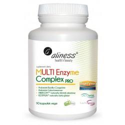Aliness - MultiEnzyme Complex PRO - 90kaps
