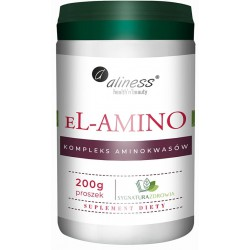 Aliness - EL-Amino 250g - Bez smaku